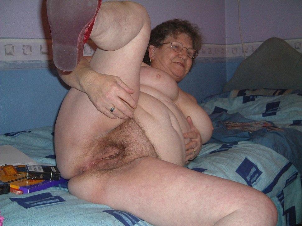 фото голых жирных старух