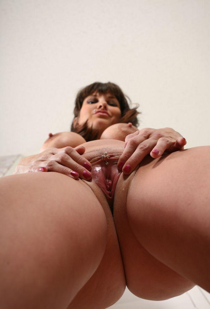 Maedchen Muschisaft Bikini Orgasmus