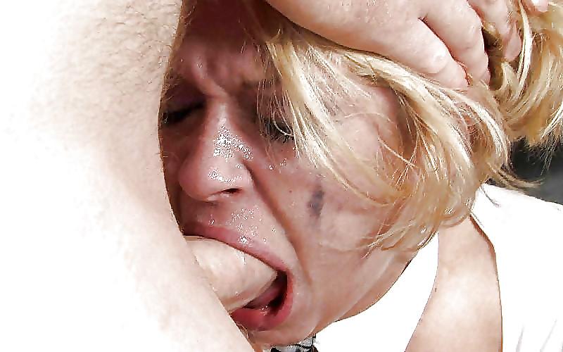 Hausfrauen Muschisaft Outdoor Deepthroat